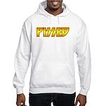 Pissed Hooded Sweatshirt