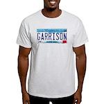 Garrison License Plate Light T-Shirt