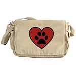 always in my heart Messenger Bag