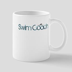Cool New Swim Coach Mug