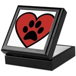 always in my heart Keepsake Box