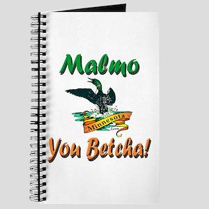 Malmo You Betcha Journal