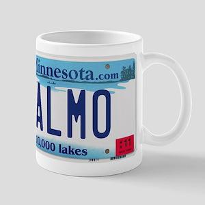 Malmo License Plate Mug