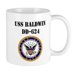 USS BALDWIN Mug