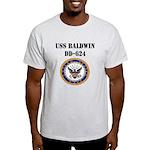 USS BALDWIN Light T-Shirt