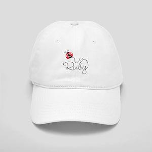 Ladybug Ruby Cap