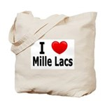 I Love Mille Lacs Tote Bag