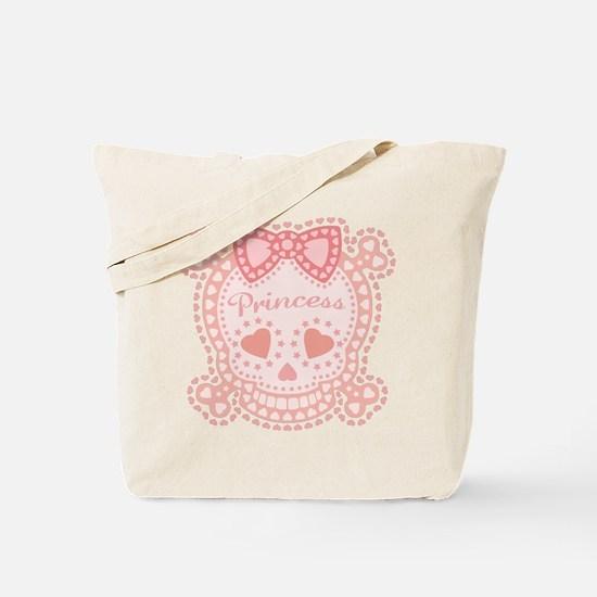 Starry Princess Tote Bag