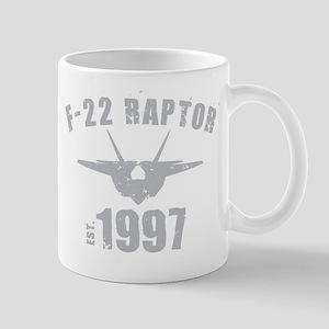 Varsity F-22 1997 Mug