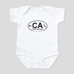 Palm Springs Infant Bodysuit