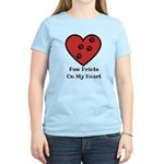 Paw prints on my heart T-Shirt