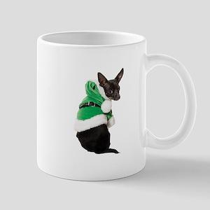 Santa Chihuahua Mug