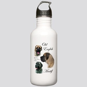 Old English Mastiff Stainless Water Bottle 1.0L