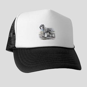 Miniature Schnauser Trucker Hat