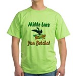Mille Lacs You Betcha Green T-Shirt