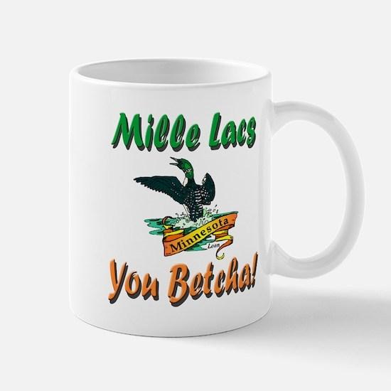 Mille Lacs You Betcha Mug