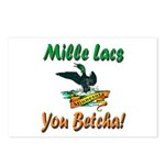 Mille Lacs You Betcha Postcards (Package of 8)