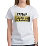 Mille Lacs Beer Drinking Team Women's T-Shirt