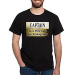 Mille Lacs Beer Drinking Team Dark T-Shirt