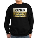 Mille Lacs Beer Drinking Team Sweatshirt (dark)