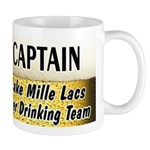 Mille Lacs Beer Drinking Team Mug