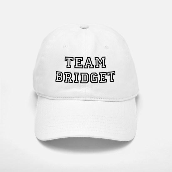 Team Bridget Baseball Baseball Cap
