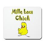 Mille Lacs Chick Mousepad