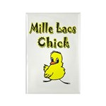 Mille Lacs Chick Rectangle Magnet (100 pack)