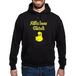 Mille Lacs Chick Hoodie (dark)