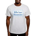 Mille Lacs Minnesnowta Light T-Shirt