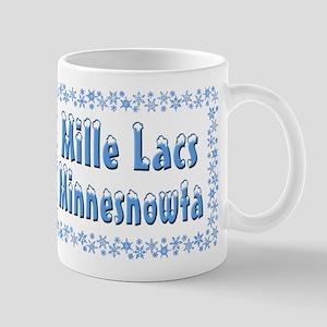 Mille Lacs Minnesnowta Mug