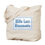 Mille Lacs Minnesnowta Tote Bag