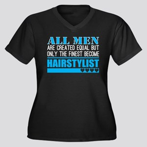 All Men Created Equal Finest Bec Plus Size T-Shirt