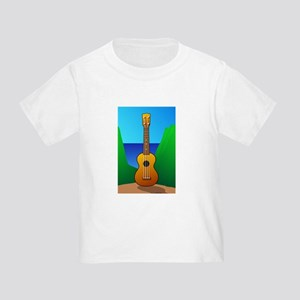 Ukulele Toddler T-Shirt