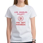 Emergency Squad 51 Women's T-Shirt