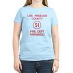 Emergency Squad 51 Women's Light T-Shirt