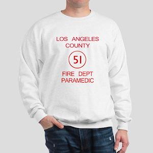 Emergency Squad 51 Sweatshirt