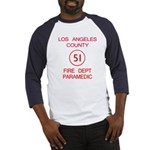 Emergency Squad 51 Baseball Jersey