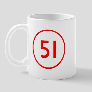 Squad 51 Emergency Mug