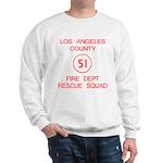 Squad 51 Emergency! Sweatshirt