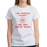 Squad 51 Emergency! Women's T-Shirt