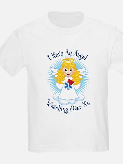 Angel Watching Me EMT T-Shirt