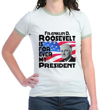 FDR 4ever Jr. Ringer T-Shirt