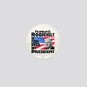 FDR 4ever Mini Button