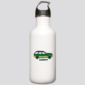 Lesbaru Picture and Logo Stainless Water Bottle 1.
