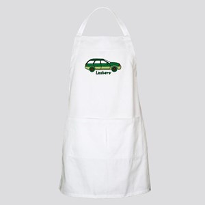 Lesbaru Picture and Logo Apron