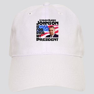 LBJ 4ever Cap