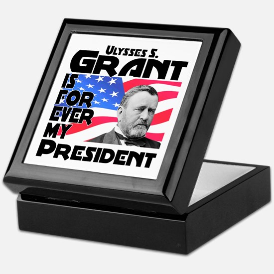 Grant 4ever Keepsake Box