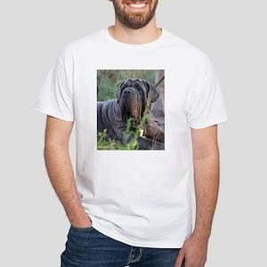 LC mastini White T-Shirt