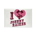 Revolvers I Love Johnny Rectangle Magnet (10 pack)
